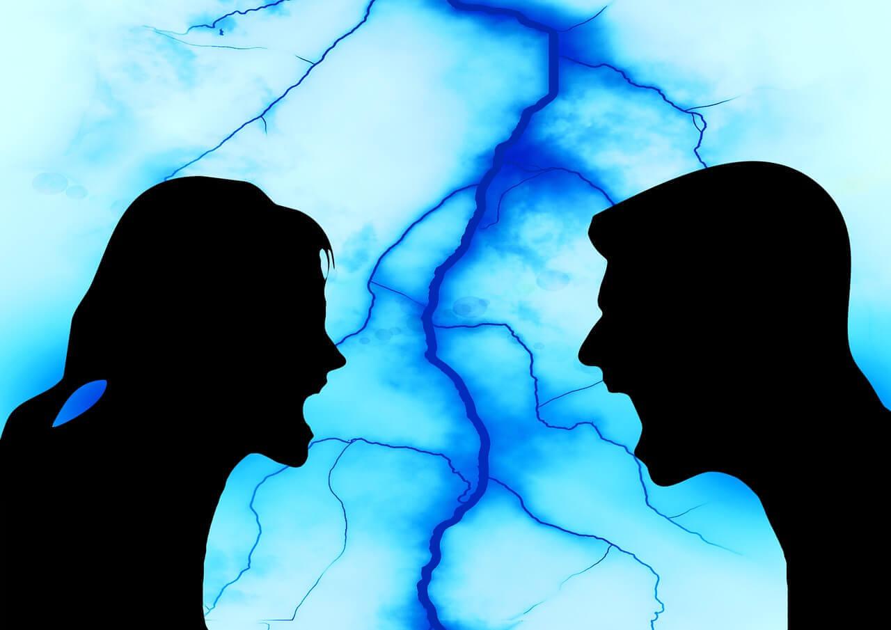 Konflikte lösen durch gute Streitkultur in der Beziehung