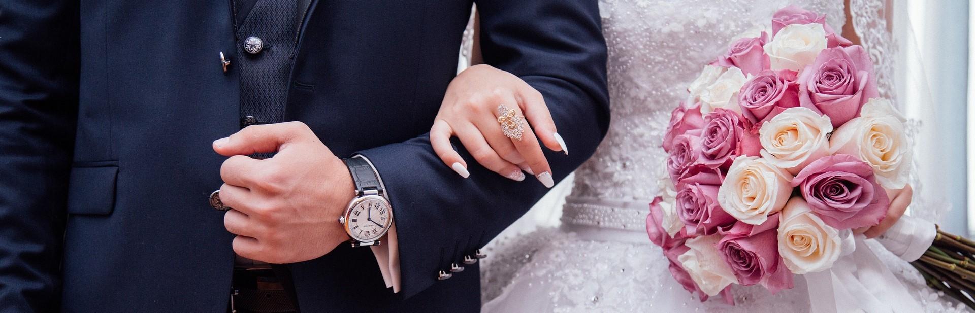 Heiraten kann dir helfen finanzielle Freiheit zu erlangen!