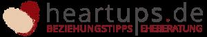 heartups.de Videokurse, Eheberatung und Beziehungstipps Logo für mehr Liebe und Treue in Paarbeziehungen und Ehe